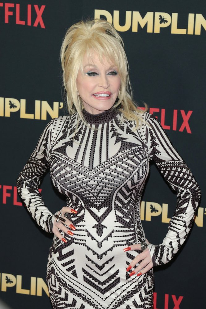 Dolly to be celebrated at the grammys